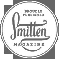 San Diego wedding photographer featured on Smitten Magazine